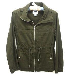 Jackets & Blazers - Twill Jacket 🧥